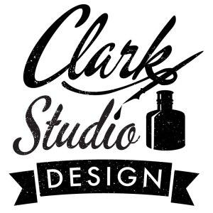 Clark Studio Design Logo